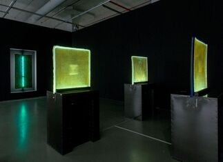 Erol Akyavaş - Retrospective, installation view
