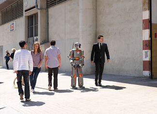 VIENNA BIENNALE 2017: Robots. Work. Our Future, installation view