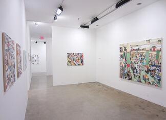 Xizi Liu: Indoor Landscapes, installation view