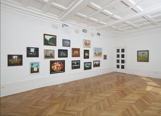 Magdalena Shummer-Fangor - Pleasures, installation view