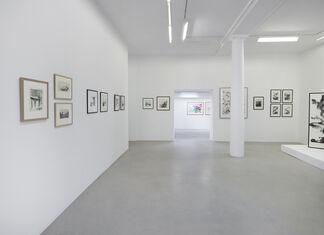 ZAO WOU-KI, installation view