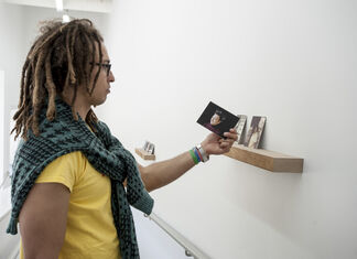 Do/Tell: Erin Bernard, Heather Hart, Rachelle Mozman, and Akosua Adoma Owusu, installation view