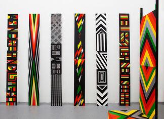 Ronald Feldman Fine Arts at The Armory Show 2017, installation view