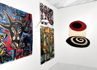 Ethan Cohen New York at Art Miami 2018, installation view