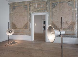 Vahit Tuna, 'Psolo Exhibition', installation view