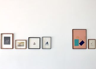 A Piece Of Work: An  Exhibition of Various Unique Works, installation view