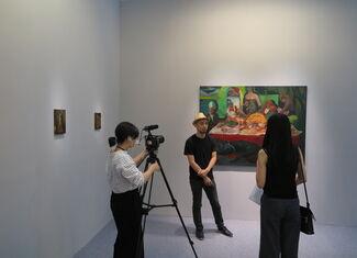 TKG+ at Art Taipei 2015, installation view
