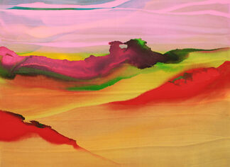Nico Munuera: Time Painting, installation view