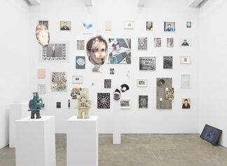 """""""Episode 19 : Friendly Faces, curated by Middlemarch"""", installation view"""