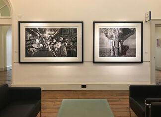 Holden Luntz Gallery at Photo London 2018, installation view