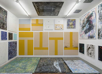 The Browsing Chamber - A salon on steroids, installation view