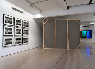 'Islands' curated by the Russian Club, installation view