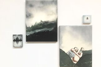 """Peggy Wauters: """"microstories"""", installation view"""