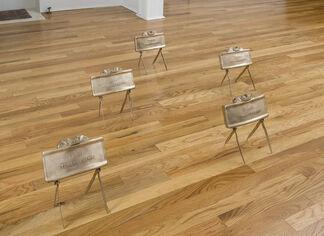 """Gardar Eide Einarsson - """"SHTF"""", installation view"""