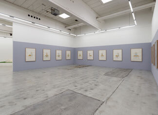 An Attempt At Reconstructing My Elementary School Class, Based On My Memory, installation view