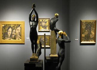 CELEBRATING WOMEN ARTISTS, installation view