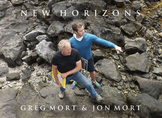 Greg Mort & Jon Mort | New Horizons, installation view