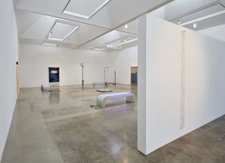 The Courtyard, installation view