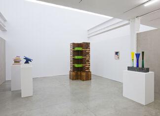 Ettore Sottsass: A Survey, 1992-2007, installation view
