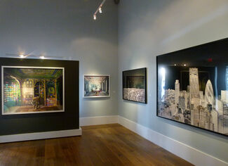 Constructed Space: The Architectural Visions of Four Photographers, installation view