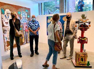 Jo-Ann Boback and Joe Caruso: Seen, Unseen, Not Forgotten, installation view