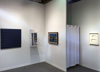 Barbara Mathes Gallery at The Armory Show 2017, installation view