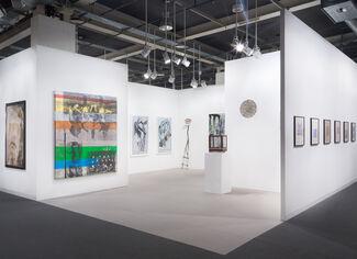 Galerie Nathalie Obadia at Art Basel 2017, installation view