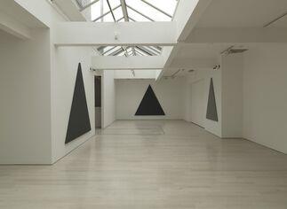 Alan Charlton, installation view
