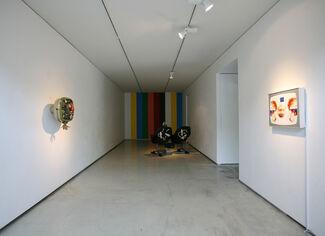 PAIK Nam June, installation view