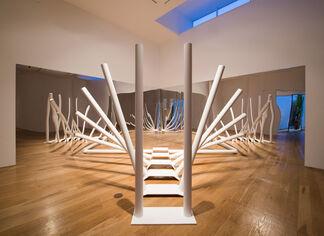 RAY BARRIE   DAVID LAMELLAS   PATRICK KILLORAN, installation view