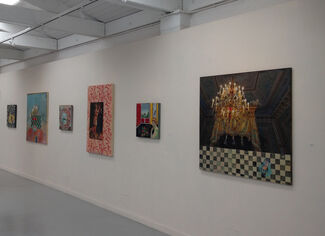 Inez Storer: Memories from the Back Lot, installation view