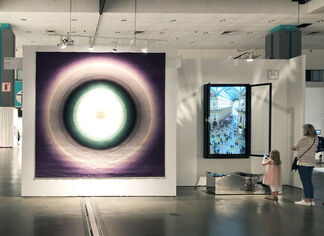 Gallery ALL at LA Art Show 2019, installation view
