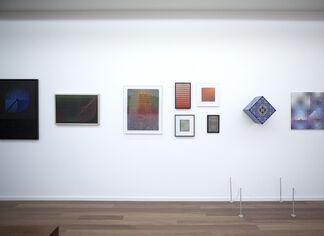 Antonio Maluf, construções de uma equação (Constructions of an equation), installation view