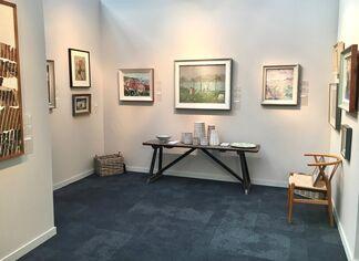 Jenna Burlingham Fine Art at London Art Fair 2019, installation view