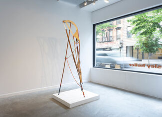Said By Her, installation view