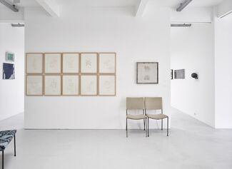 PRIVACY 40 Years Galerie Elisabeth & Klaus Thoman curated by the artist Paul Thuile, texts by Markus Mittringer, installation view
