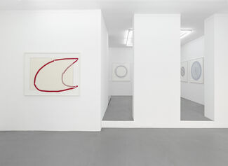 Jill Baroff - stolen moments, installation view