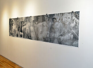 Kenneth Sean Golden: On the Wall, installation view
