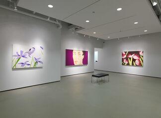 Alex Katz: Virtual Reality, installation view