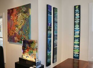 Art and Jewels, installation view