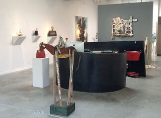 Joe Brubaker - The Long Voyage, installation view