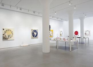 Amanda Ross-Ho: MY PEN IS HUGE, installation view