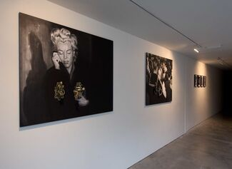 Nina Fowler: That's Right Mister, And How's Your Fairytale Coming Along?, installation view