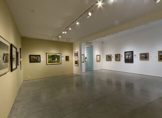 ART OF THE WYETH FAMILY, installation view