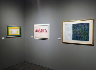 Barbara Mathes Gallery at ADAA: The Art Show 2017, installation view