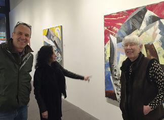 Lucinda Parker: New Work, installation view
