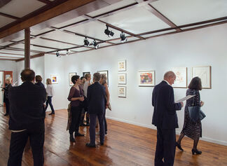 Petit Formats and Works on Paper, installation view