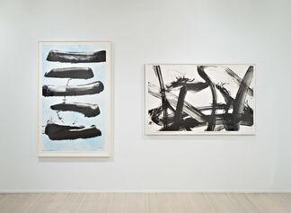Lee Ufan, Qin Feng, Jian-Jun Zhang, installation view