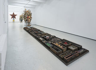 Nick Cave: Made by Whites for Whites, installation view