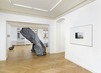 IN THE LAND OF THE BLIND THE ONE EYED MAN LOSES SIGHT - GROUP SHOW CURATED BY JULIAN CHARRIÈRE, installation view